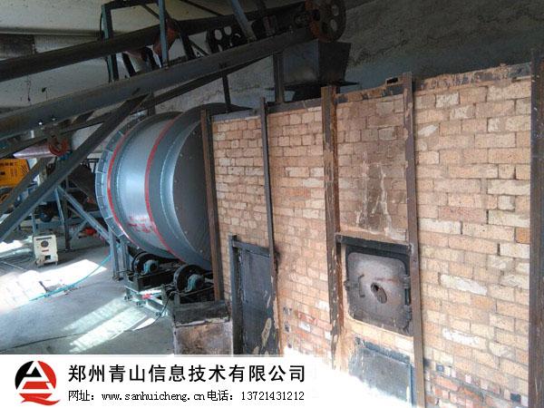 烘干机热风炉