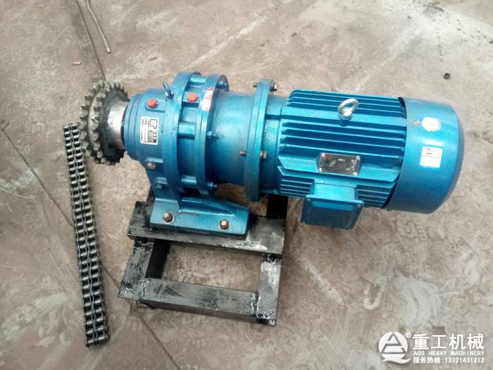 烘干机动力系统:7.5KW电机